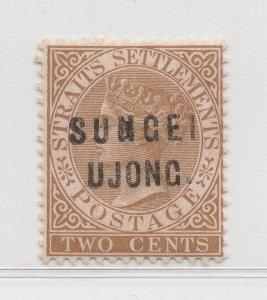 Malaya Sungei Ujong - 1883-84 - SG28 - 2c Brown - MNH #642