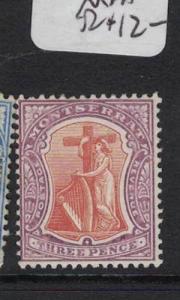 Montserrat SG 28a MNH (8dte)