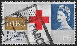 Great Britain 400 Used - Red Cross - Elizabeth II