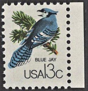 US 1757d MNH VF 13 Cent Blue Jay CAPEX