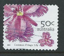 Australia SG 2536 FU Self Adhesive