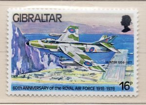 Gibraltar 1978 QEII Early Issue Fine Mint Unmounted 16p. NW-99267
