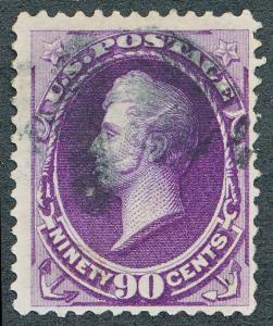 UNITED STATES (US) 218 USED, F-VF