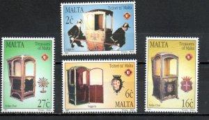 Malta 911-914 MNH