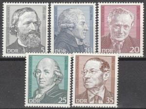 DDR #1541-5    MNH   (K890)