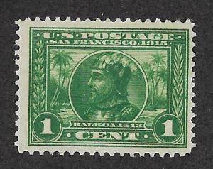 397 Unused, 2c. Panama-Pacific,  scv: 16.50
