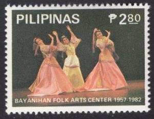 PHILIPPINES SCOTT 1613