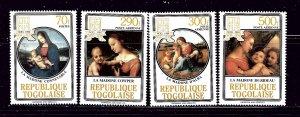 Togo 1259-62 MNH 1984 Christmas
