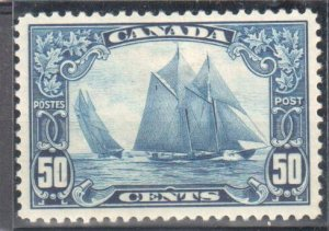 Canada #158 Mint VF OG H C$350.00  -- PERFECT CENTERING
