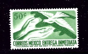 Mexico E22 MNH 1973 issue