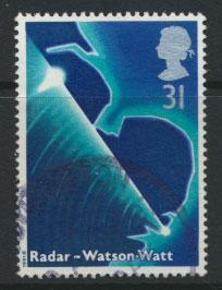 Great Britain SG 1548 -  Used  - Scientific Achievements