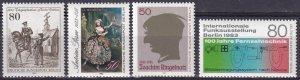 Germany #9N484-7  MNH  CV $4.85 (Z4267)