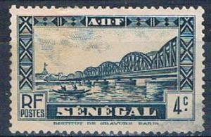 Senegal 145 MLH Faidherbe Bridge 1935 (S0779)+