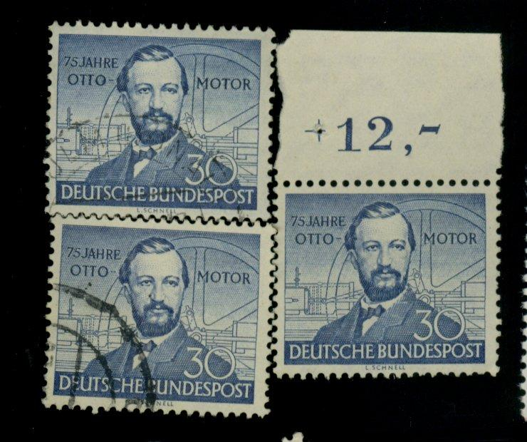 Germany #688(3) Used FVF Cat$45