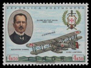 Timor Scott #324 OG MNH eGRADED With Certificate Gem 100