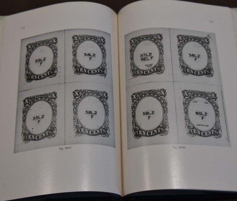 Doyle's_Stamps: Neinken's 1960 The U.S. Ten Cent Stamps of 1855-1859 w/o DJ