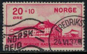 Norway #B4  CV $10.00