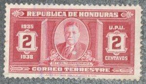 DYNAMITE Stamps: Honduras Scott #329 – USED