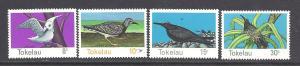 Tokelau  Scott 57-60  MNH  Complete