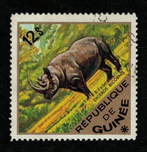Animals, Republica Guinea (TS-1704)