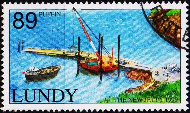 Great Britain(Lundy). 2017? 89p  Fine Used