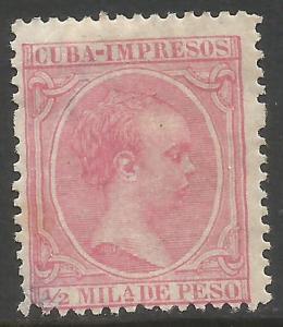 CUBA P19 MOG PELON Z5582-4