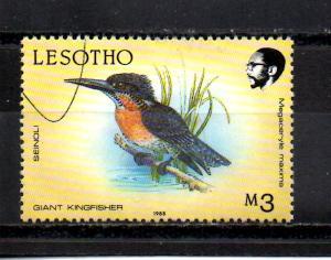 Lesotho 631 used