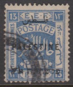 Palestine Sc#56 Used