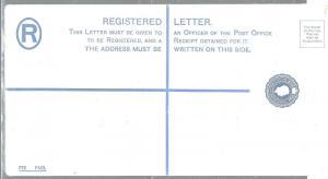 MALAYA MALACCA (PP2604B) KGVI K SIZE RLE 20C UNUSED VERY SCARCE