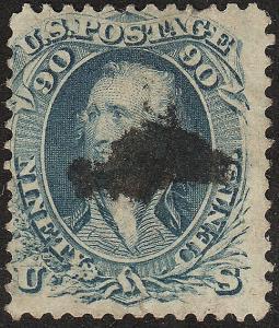 U.S. 72 Used F+ (31618)
