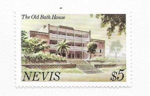 Nevis #133 MNH - Stamp - CAT VALUE $1.50