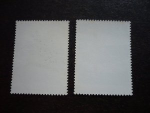 Stamps - Cuba - Scott# 3351-3352 - MNH Set of 2 stamps