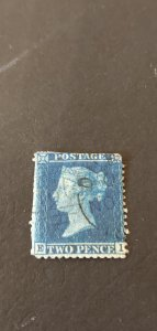 Great Britain #17 Used
