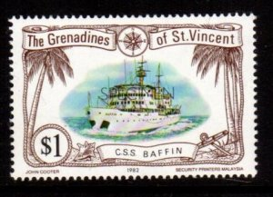 St. Vincent Grenadines - #234 Baffin - MNH