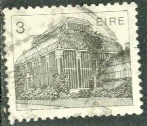IRELAND #539, USED fault - 1983 - IREL049