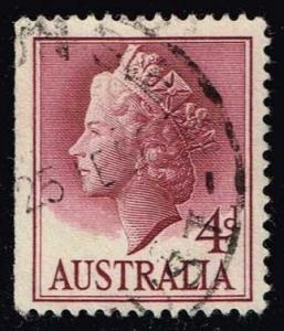 Australia #294 Queen Elizabeth II; Used (0.25)
