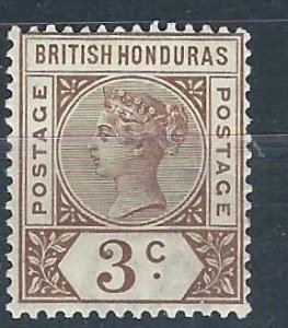British Honduras 40 SG 53 MLH VF 1891 SCV $10.00