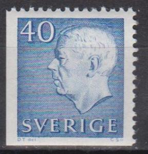 Sweden #669 F-VF Unused (ST603)