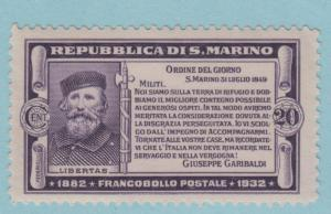 San Marino 144 Neuf sans Charnière Og - N°Défauts Très Fine