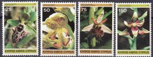 Cyprus #565-8  MNH  CV $3.25  (A19921)