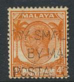 Straits Settlements George V  SG 262  Used
