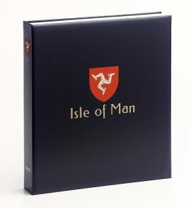 DAVO Luxe Hingless Album Isle of Man II 2000-2009
