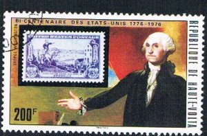 Burkina Faso 336 Used Stamp 1974 (BP3542)