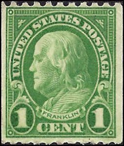 604 Mint,OG,NH... SCV $0.80