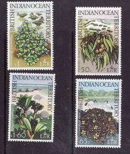 BIOT-Sc#78-81-unused NH set-Native Plants-1975-