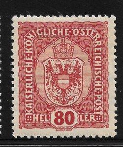 Austria Hinged [3722]
