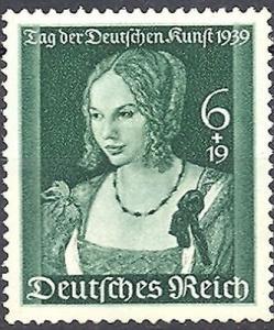 Germany B145  Mint VF NH