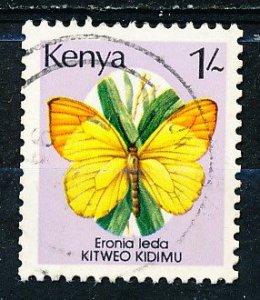 Kenya #430 Single Used