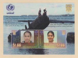 Tuvalu Scott #886 Stamps - Mint NH Souvenir Sheet