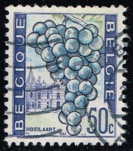 Belgium #641 Grapes; Used (0.25)